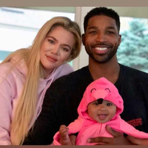 Khloe Kardashian, Tristan Thompson, True Thompson, Halloween 2018